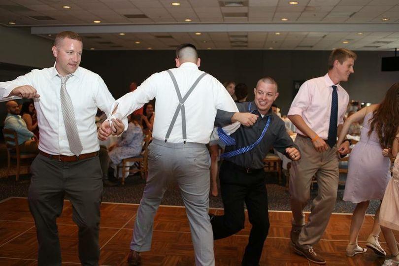We Keep Your Guests Dancing!