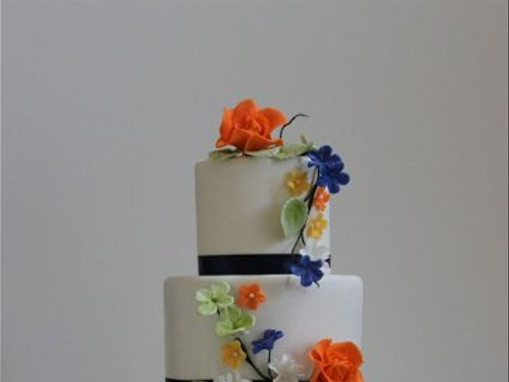 Tmx 1308583601938 Becki1 Tustin, CA wedding cake