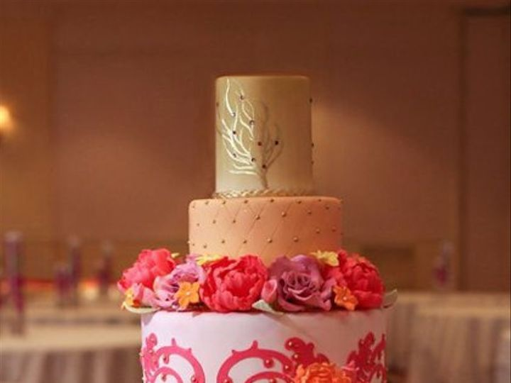 Tmx 1308584029082 JasmineHersheyLodge9 Tustin, CA wedding cake