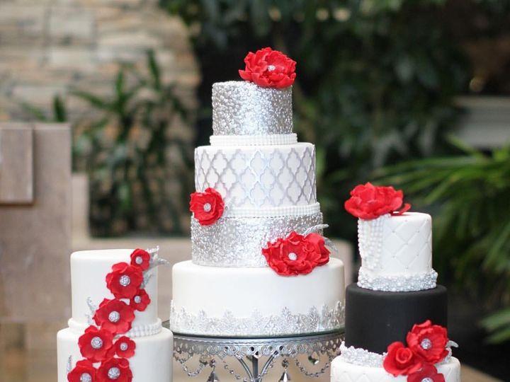 Tmx 1474856752849 141885005556059412935263880596206256739161o Tustin, CA wedding cake