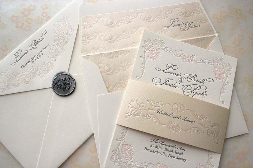 little dove design invitations freehold nj weddingwire