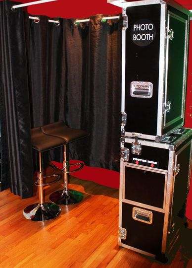 DJ AND PHOTO BOOTH COMBO PACKAGE IS $1300.00 UNLIMITED TIME AND PICTURE'S. WE PRINT TWO COPIES ONE...