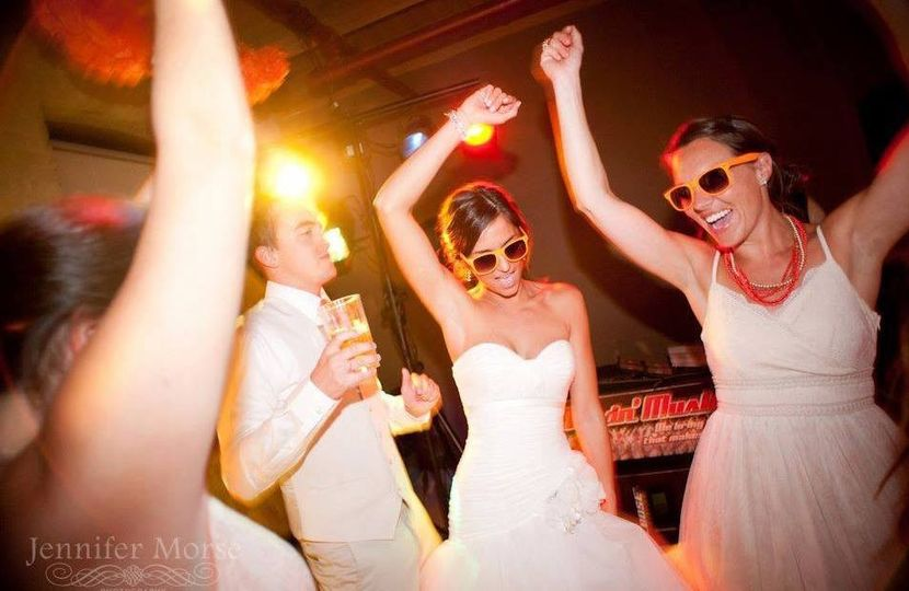 Jake thank you so much for doing our wedding and reception it was a blast. You had our guest dancing...