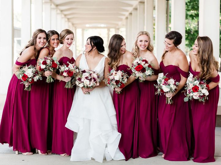 Our stunning wedding groups