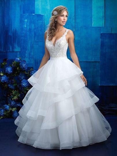 Omaima Couture - Dress & Attire - Niles, IL - WeddingWire