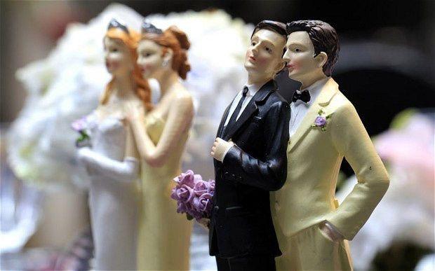 We have had many same sex couple weddings.