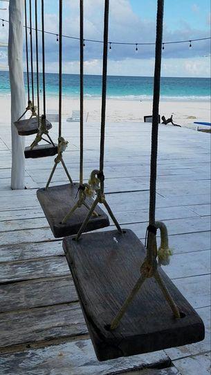tulum mexico swings