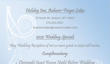 Holiday Inn Auburn-Finger Lakes Region 2