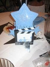 This is a centerpiece custom made by Couture Visions