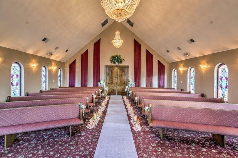 Traditional Wedding Chapel