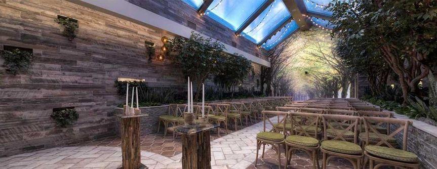 Indoor Glass Garden