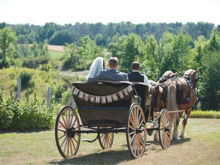Tmx 1446594831448 Justmarried Charlevoix wedding transportation