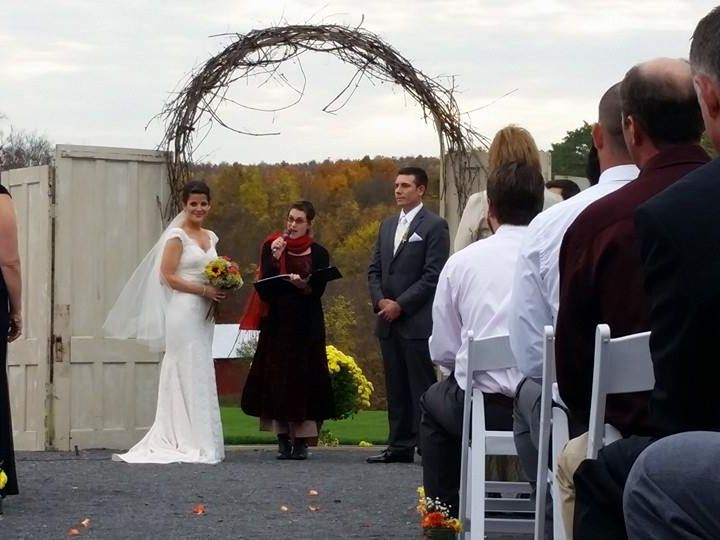 Tmx Megan And Bobby 51 1023375 Ithaca, New York wedding officiant