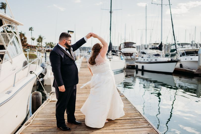 Waltzing by the water