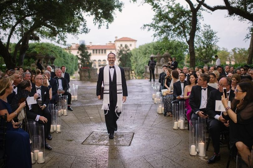 Ceremony at Vizcaya