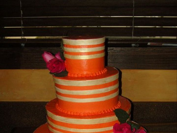 Tmx 1335126897685 Bc43 Sanford, Florida wedding cake
