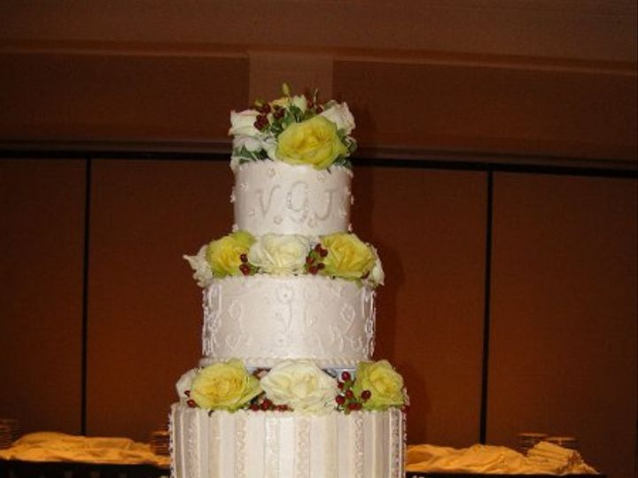 Tmx 1335126900229 Bc44 Sanford, Florida wedding cake