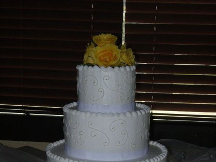 Tmx 1335126902200 Bc45 Sanford, Florida wedding cake