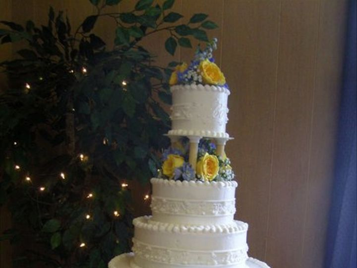 Tmx 1335126904674 Bc46 Sanford, Florida wedding cake