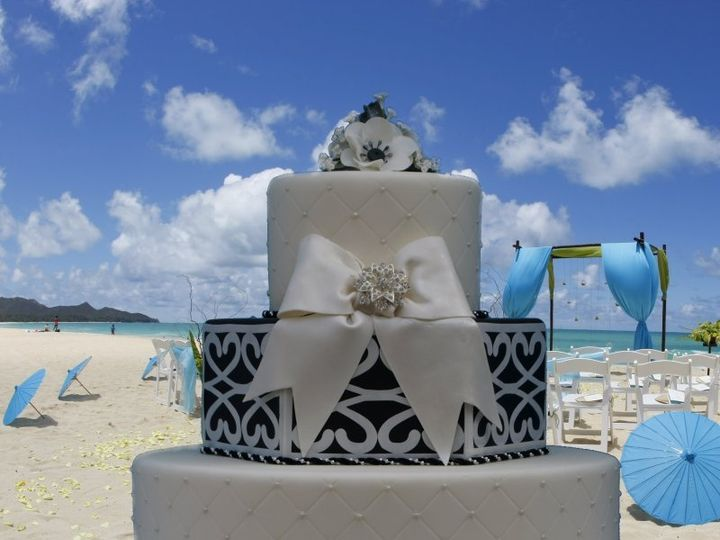 Tmx 1339265094985 P2040505fixed Sanford, Florida wedding cake