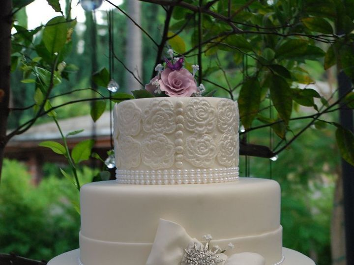 Tmx 1339265102444 P2040526afixed Sanford, Florida wedding cake
