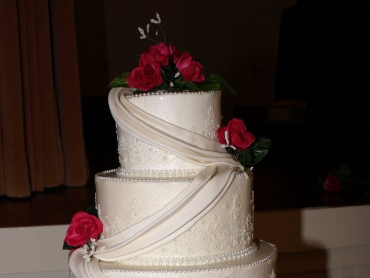 Tmx 1339265190171 P3180639a Sanford, Florida wedding cake