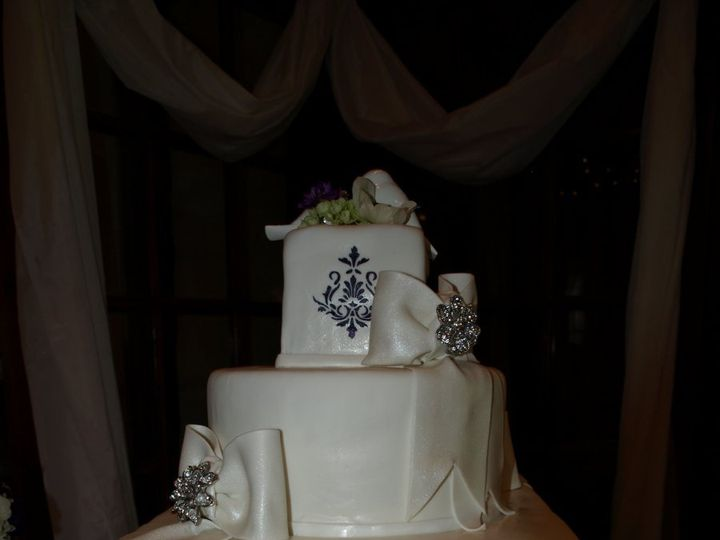 Tmx 1339265199252 P5040796a Sanford, Florida wedding cake