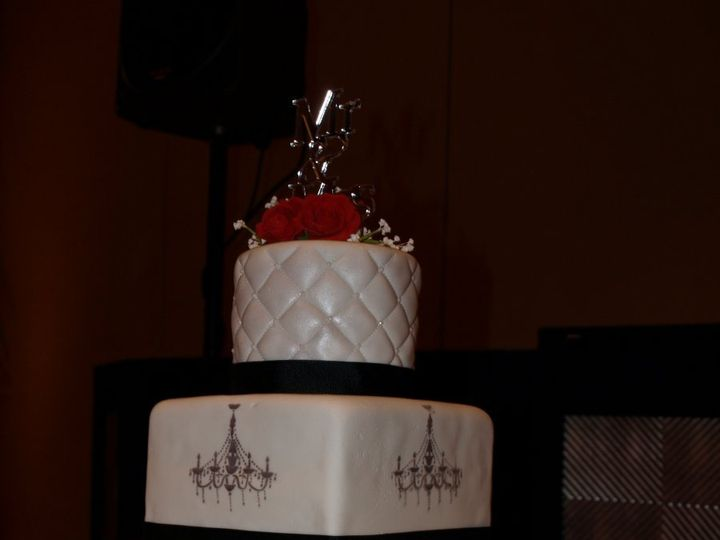 Tmx 1339265204014 P5160832a Sanford, Florida wedding cake