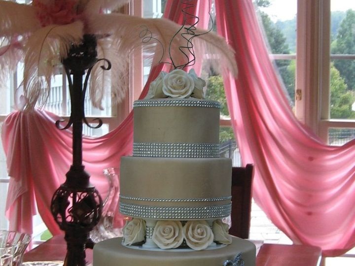 Tmx 1353023433710 P9042055a Sanford, Florida wedding cake