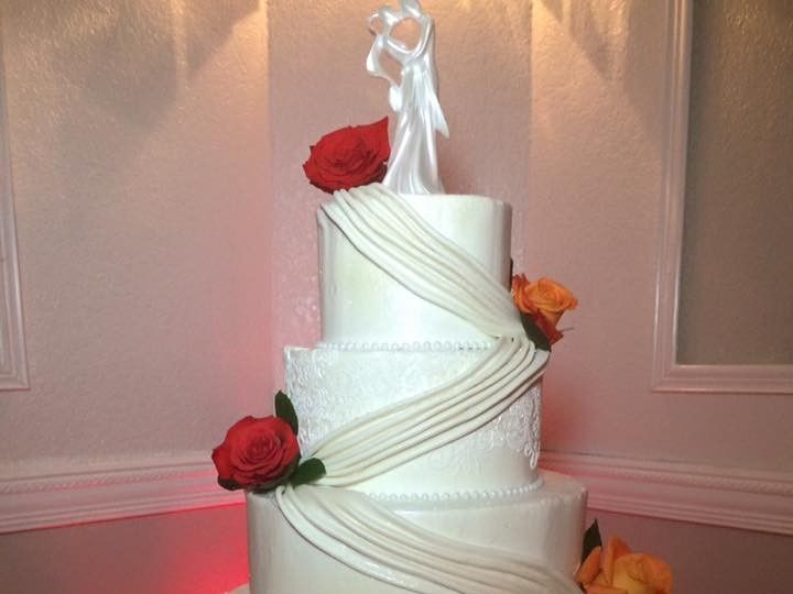 Tmx 1456869049261 12314092915413811878118478844580047702196n Sanford, Florida wedding cake