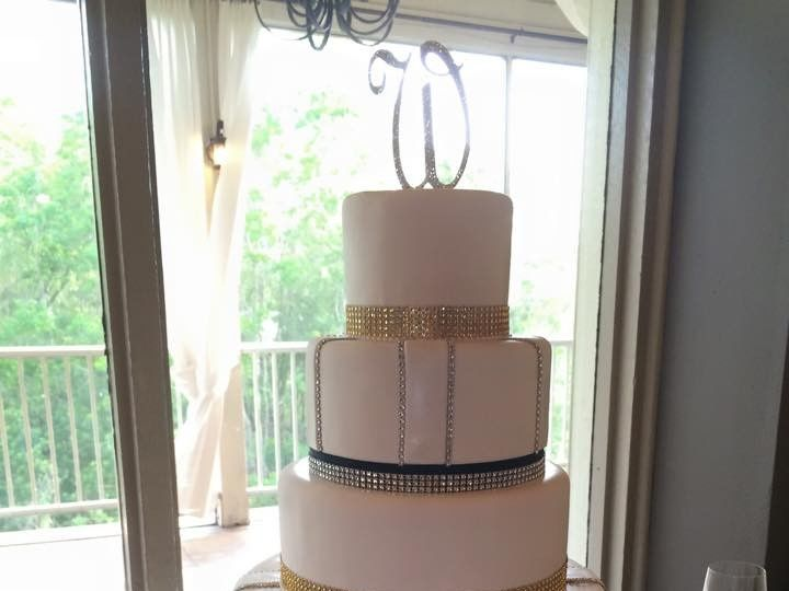 Tmx 1456869068478 10370984813797658706401114862220933478671n Sanford, Florida wedding cake