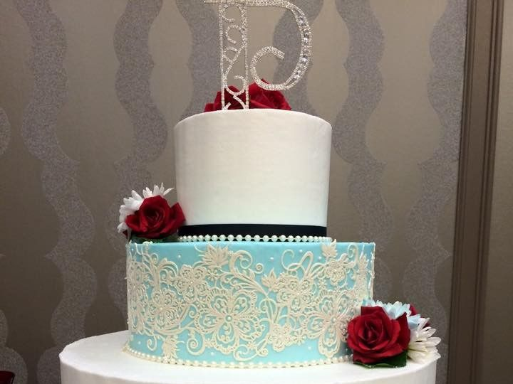 Tmx 1456869088377 110261238181907282670948785919750820881591n Sanford, Florida wedding cake