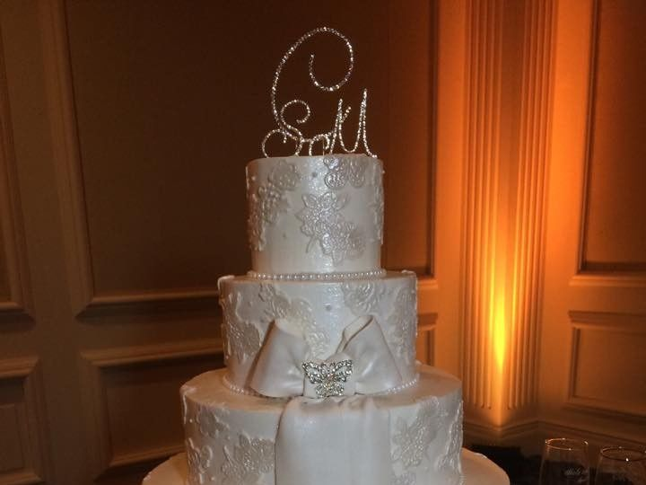 Tmx 1456869103238 111269298054259962102343146363723431248684n Sanford, Florida wedding cake