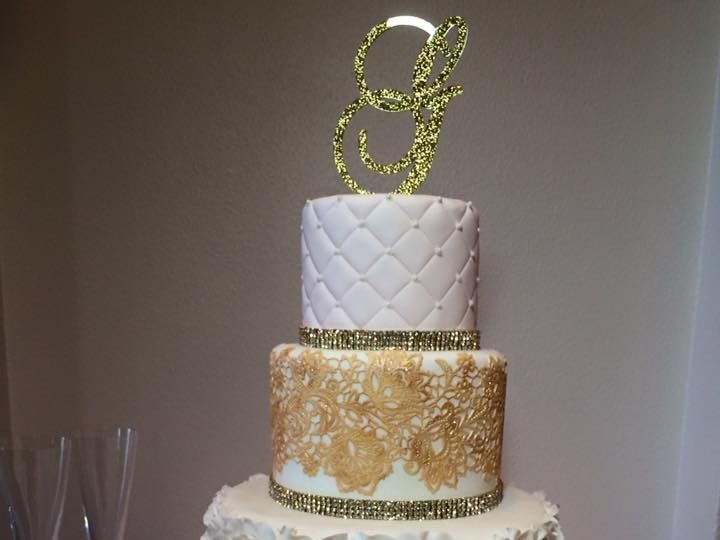 Tmx 1456869110178 111451268824406818420985550485892912948365n Sanford, Florida wedding cake