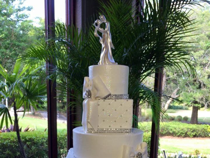 Tmx 1456869157125 11222405825742384178595880885942688585111n Sanford, Florida wedding cake