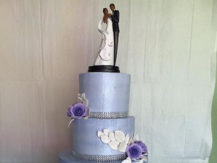 Tmx 1456869187546 113931508366647064196969159982668157693861n Sanford, Florida wedding cake