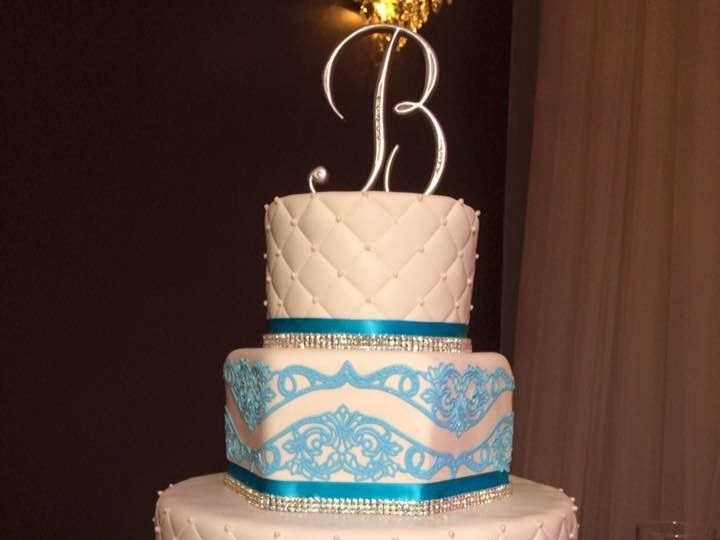 Tmx 1456869242855 114031298544812946380374459142795227686161n Sanford, Florida wedding cake