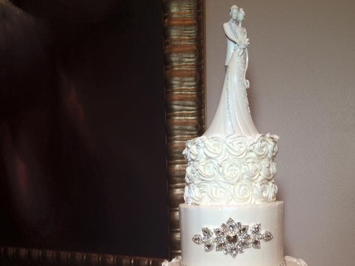 Tmx 1456869254805 117073859059486261579701167664302981772629n Sanford, Florida wedding cake