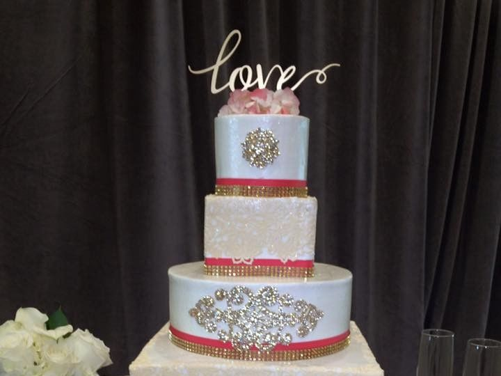 Tmx 1456869261082 117075558514548982740103972545050000947775n Sanford, Florida wedding cake