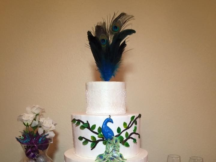 Tmx 1456869266477 11742768858078537611646408095773885108222n Sanford, Florida wedding cake