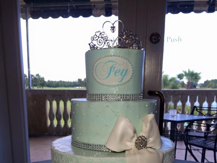 Tmx 1456869288101 118557548718620328999633852984025254046314n Sanford, Florida wedding cake