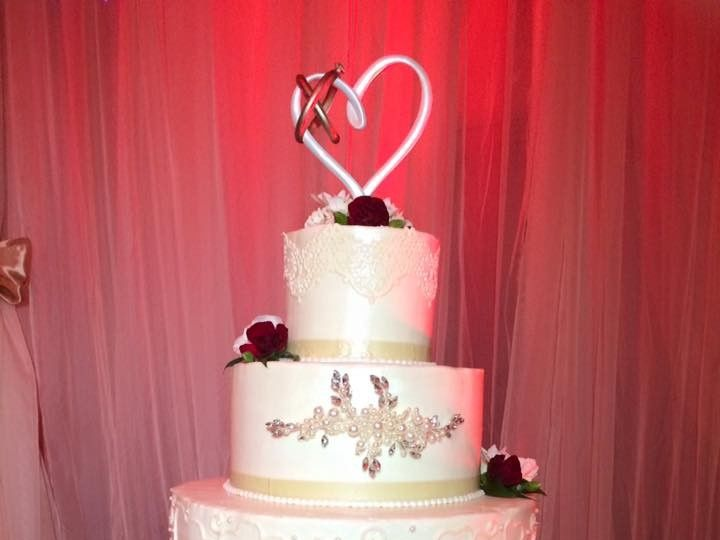 Tmx 1456869358042 118737008679339966261004251327965313981929n Sanford, Florida wedding cake