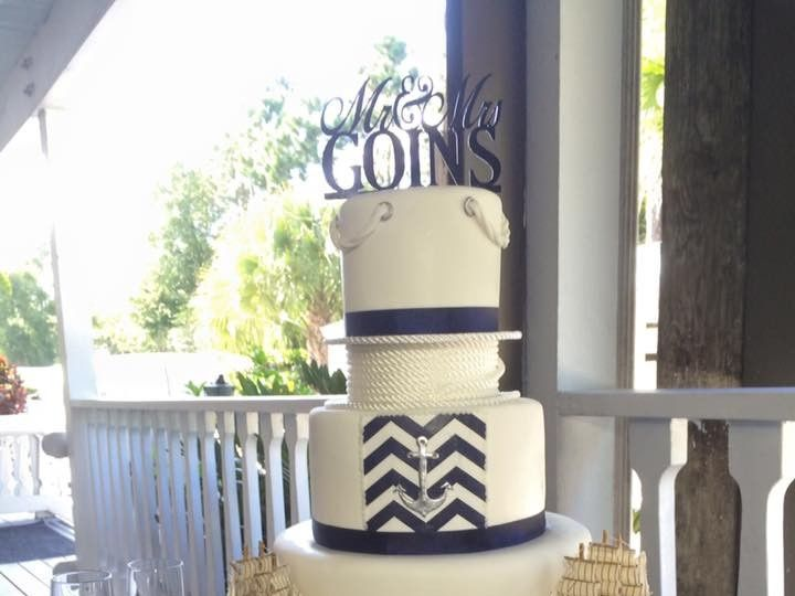 Tmx 1456869382326 119886778819844385543894643351005194965639n Sanford, Florida wedding cake
