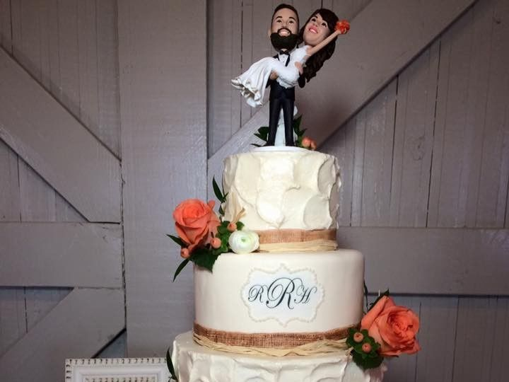Tmx 1456869388553 120368718998367101024955804195174230848142n Sanford, Florida wedding cake