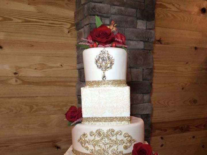 Tmx 1456869410117 120637509002027233992275159828181702615322n Sanford, Florida wedding cake