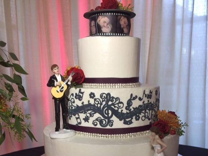 Tmx 1456869421401 120884498962222171306111409829322021648674n Sanford, Florida wedding cake