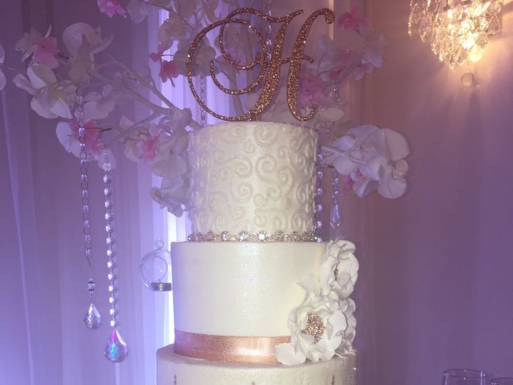 Tmx 48181054 1029977153857114 2019723931610513408 N 51 444375 Sanford, Florida wedding cake