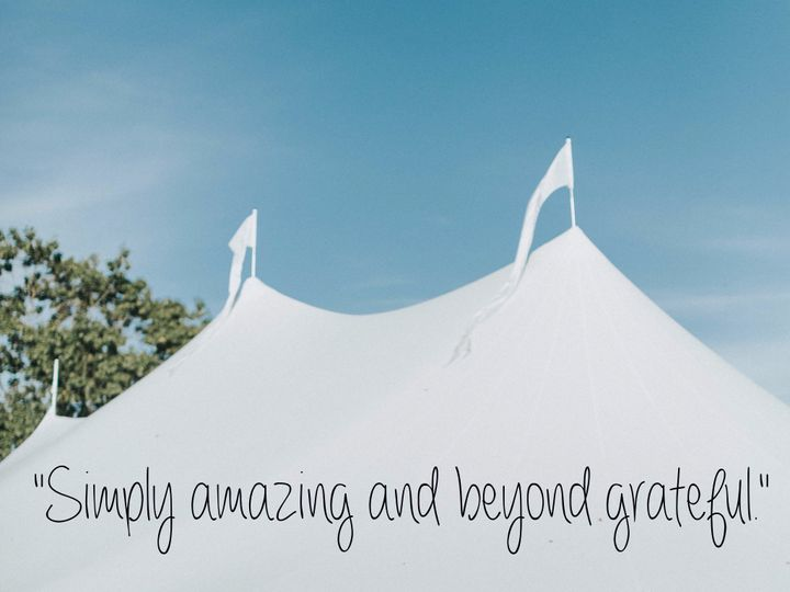 Tmx Tent Quote 51 1874375 157780919889226 Camden, ME wedding planner