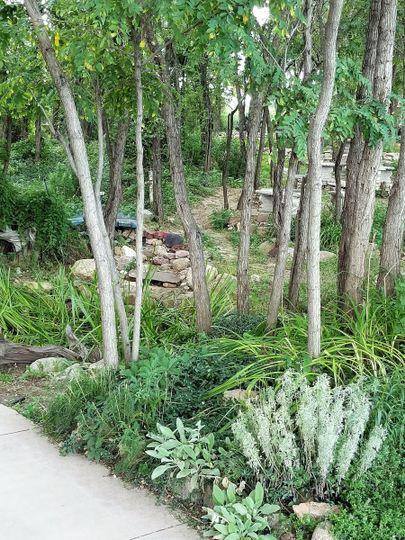 hillside gardens august 2017 grounds