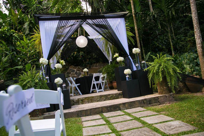 wedding set up 4674